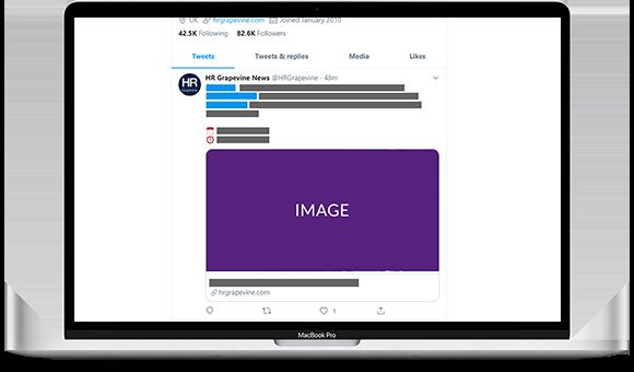 Specification - Social Media Imagery