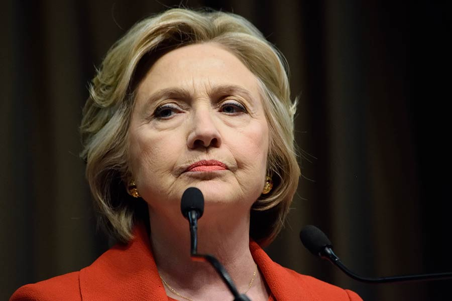 Hillary Clinton spied on her own staff by downloading their emails, book claims