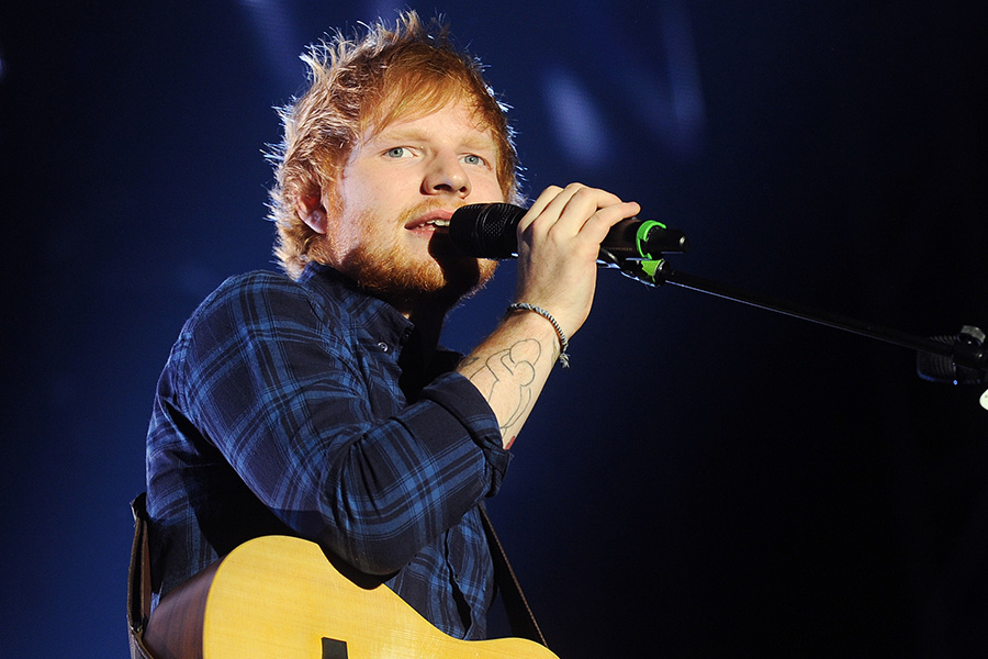 Staff disciplined after snooping on Ed Sheeran