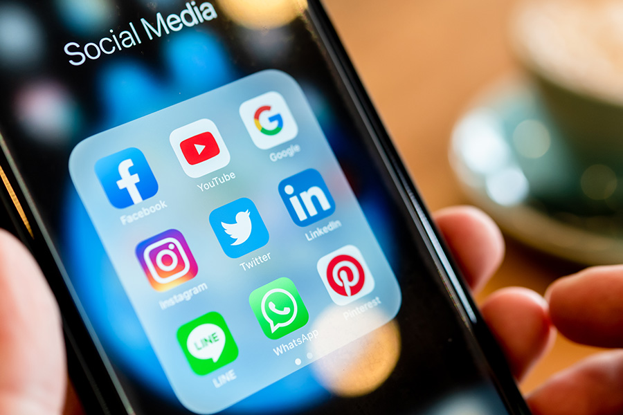 Staff told to promote work on personal social media