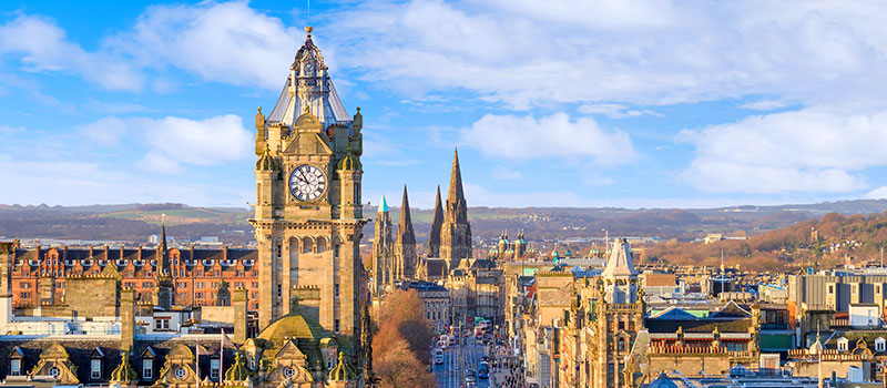 Britain's top five start-up hubs