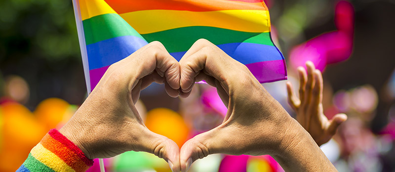 5 ways firms can become more LGBT+ inclusive