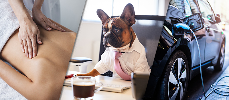 5 work perks you might not have considered