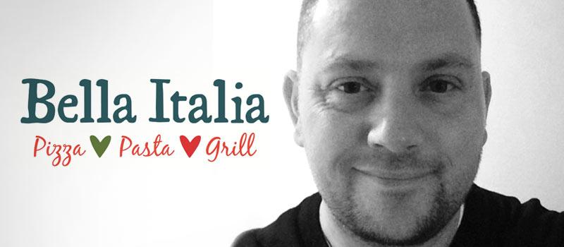 Five minutes with: Wayne Morgan, HR Director at Bella Italia