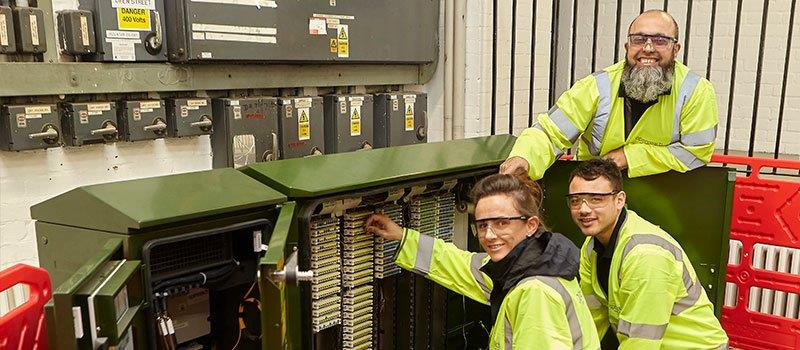 How Openreach improved staff engagement through innovative training