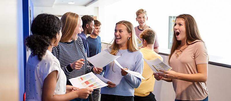 Alternate career routes for school-leavers