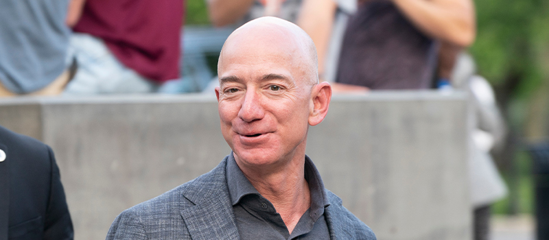 Jeff Bezos claims that firm must 'do a better job' for staff