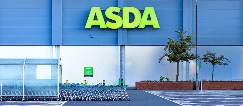Asda to allow head office staff to choose where they work