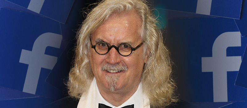 Employee sacked for sharing Billy Connolly sketch on Facebook