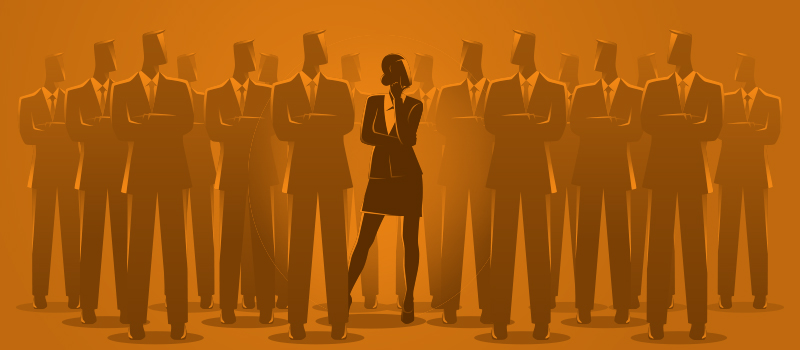How to ensure senior positions attract applications from women