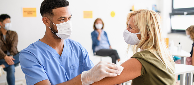 Should employees be allowed back to work without a vaccine?
