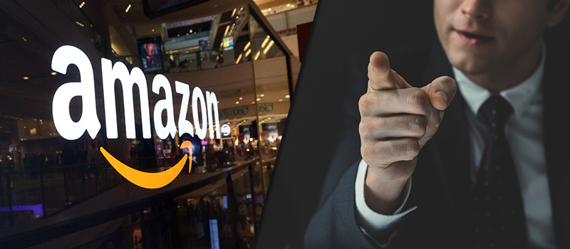 HR 'IGNORED' by Amazon CEO in discrimination firing scandal