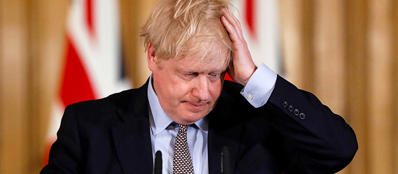 Boris Johnson at centre of workplace bullying row
