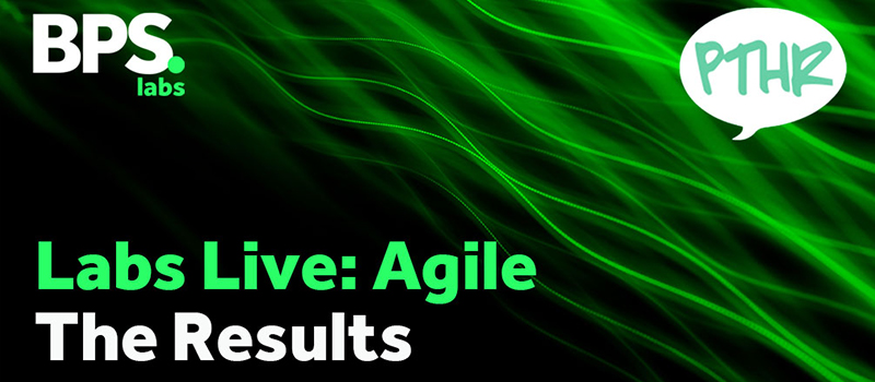 The Results from an HR adventure into Agile