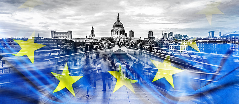 Whopping 96% of recruitment strategies hit by Brexit