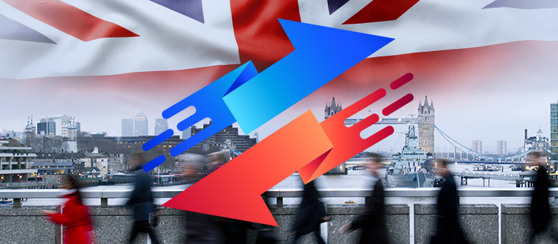 Brits looking for new role before 2019 Brexit deadline