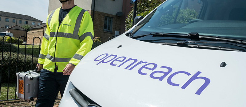 BT's Openreach in 3,000-strong 'largest ever recruitment drive'
