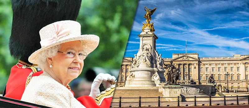 Queen & Buckingham Palace at centre of equality & hiring revelations