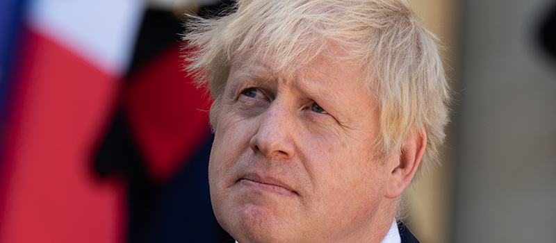 Businesses blame Boris for downturn