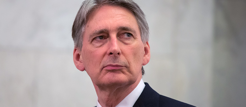 Chancellor 'suggests' disabled staff have 'lower productivity'