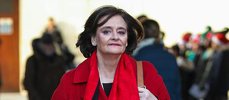 Cherie Blair advised against career because of her gender