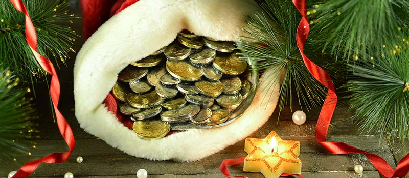 Staff opt for cash instead of Xmas party this year