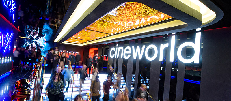 Cineworld staff make Twitter sacking claim