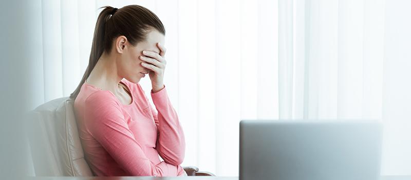5 ways to combat work anxiety