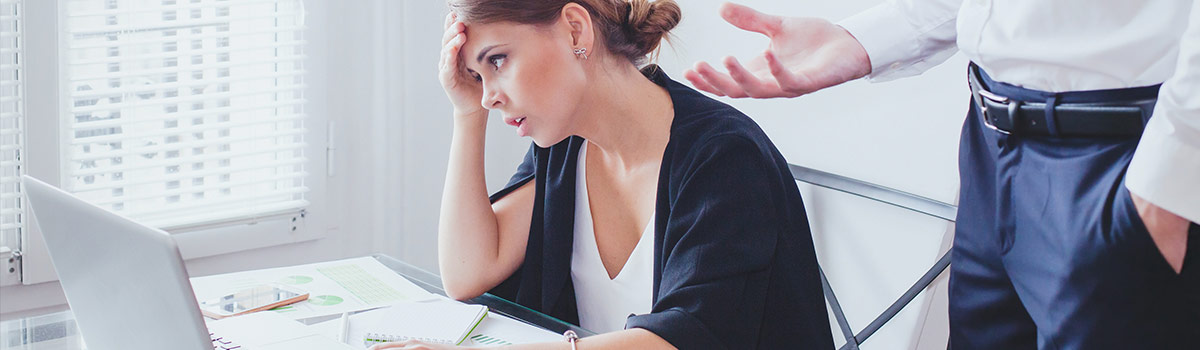 5 worrying signs that you're seen as unprofessional by your staff