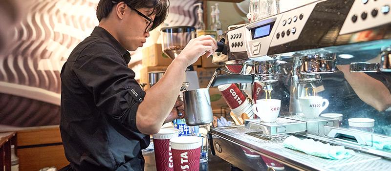 Costa Coffee applicant data exposed in mega breach