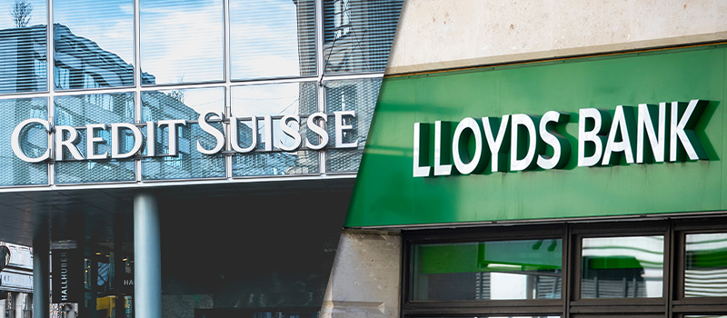 Credit Suisse seeks stability from Lloyds Bank leader