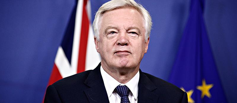 HR's Brexit inertia revealed as David Davis resigns