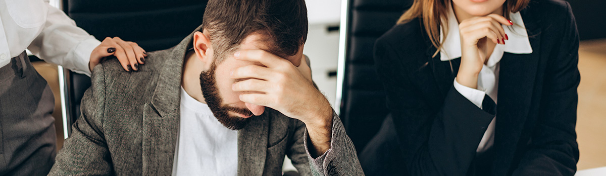 Dealing with a negative co-worker