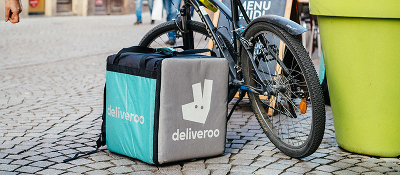 Deliveroo boss treats himself to 'absurd' 22.5% pay rise