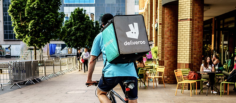 Deliveroo calls for Apprenticeship Levy changes