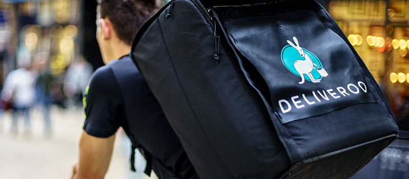 Deliveroo's Head of People: Don't fear feedback