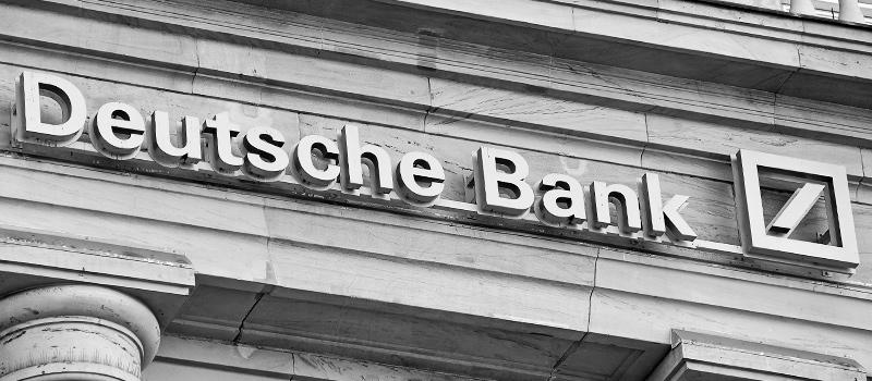 Deutsche Bank employees turned away from work