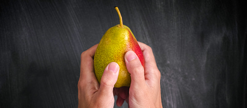 Disabled employee fired 'for eating a pear'