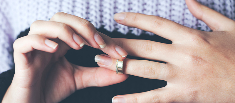 Divorce inquiries have surged during COVID-19 - how can HR help?