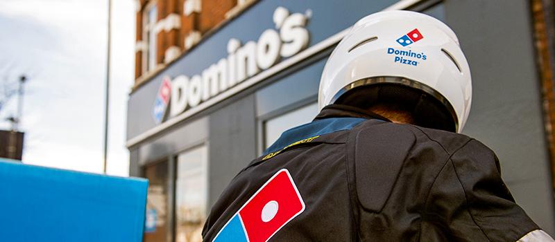 Domino's worker lost his job after racial slur