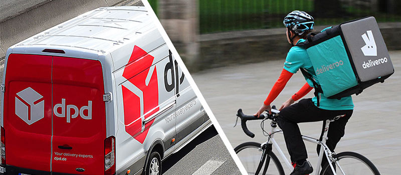 DPD and Deliveroo improve working conditions after driver death