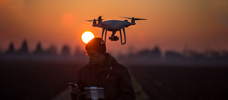 Drones predicted to give UK economy £42bn boost