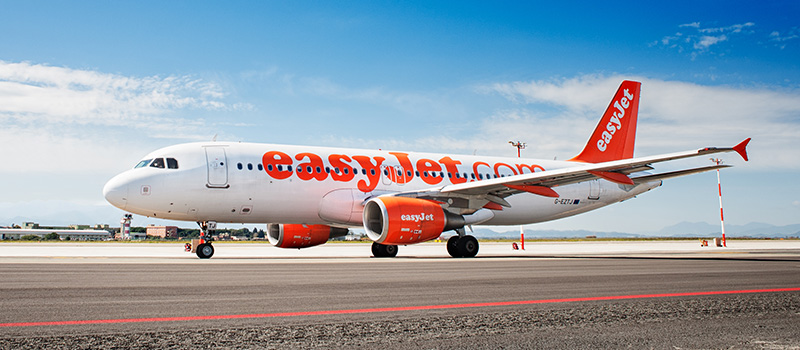 easyJet's new CEO takes voluntary pay cut to match female predecessor's pay