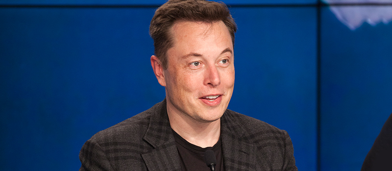 Elon Musk shares top tips for entrepreneurs