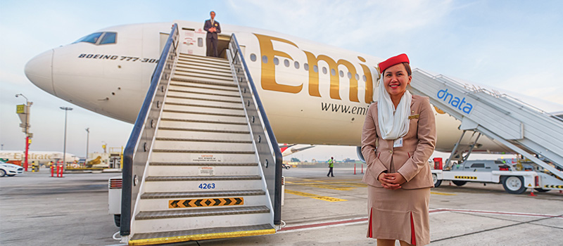 The mile-high expectations Emirates candidates need to fulfil