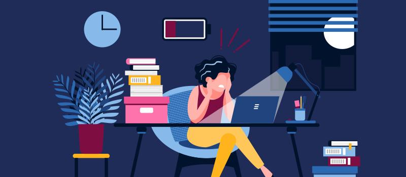 Why this dangerous WFH habit saps productivity