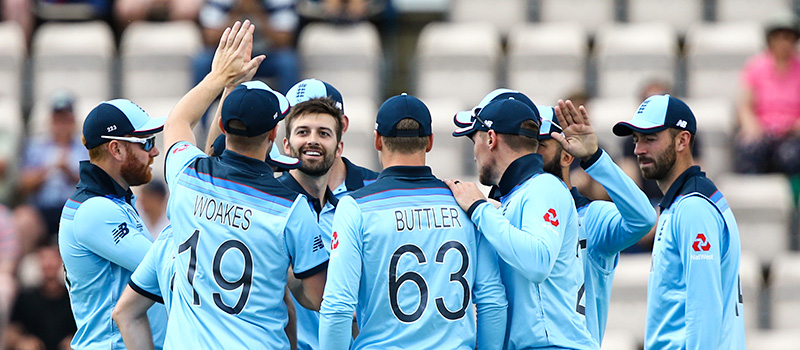 Cricket World Cup win used to celebrate diversity