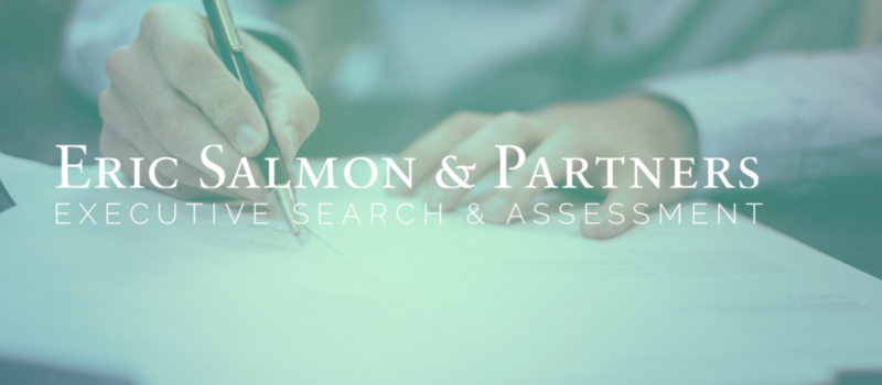 Eric Salmon & Partners make a key move
