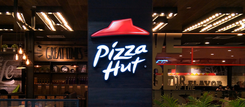 Pizza Hut's MD on surviving a lockdown
