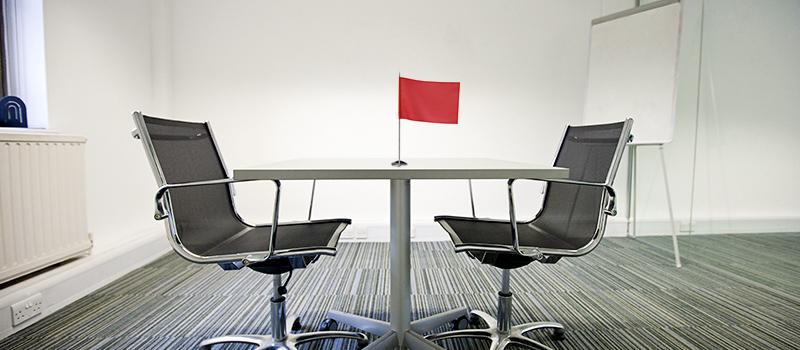 Facebook VP shares biggest job interview 'red flag'